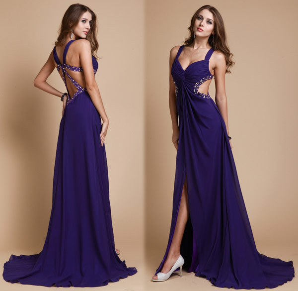 purple-side-slit-sexy-evening-dress