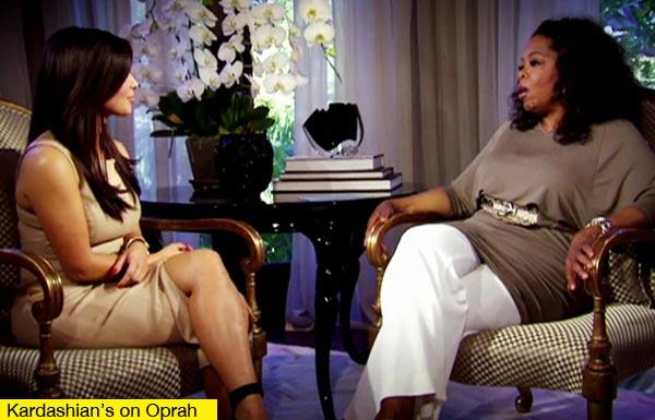Kardashian's on Oprah Interview
