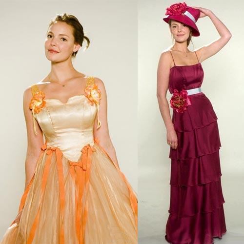 Outdoors Bridesmaid Dresses