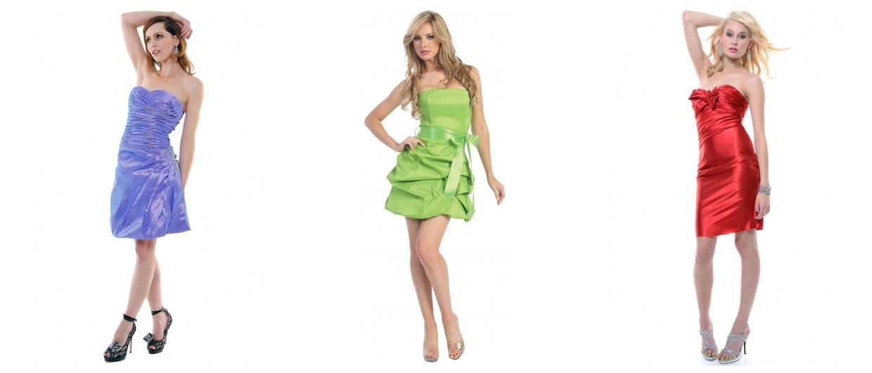 2012 Summer Short Homecoming Dresses at persundreses.com