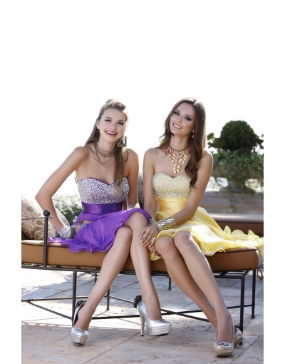 2012 Summer Sweetheart Short Homecoming Dress at persun.cc