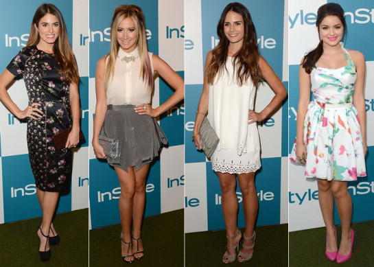 Short Evening Dresses In Instyle Party