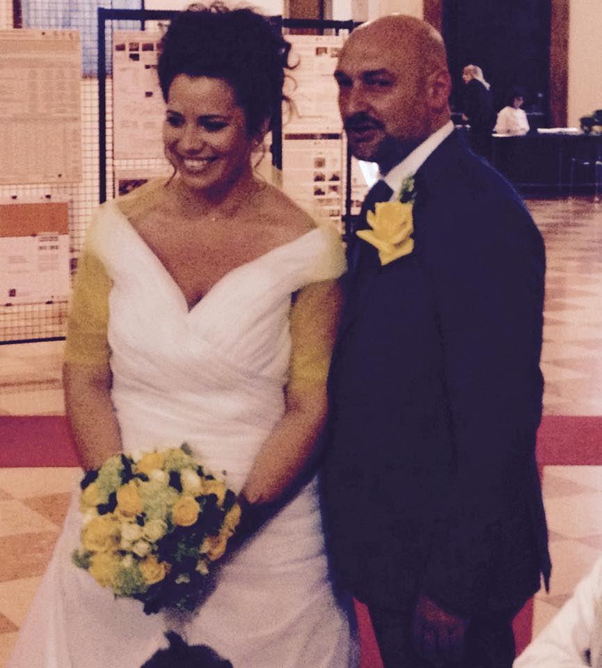 Plus size organza wedding dresses