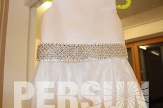 cheap flower girl dress Persun