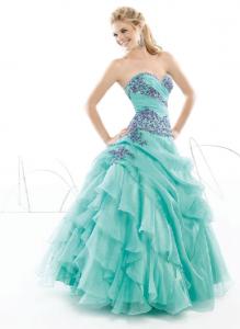 prom dress beautiful