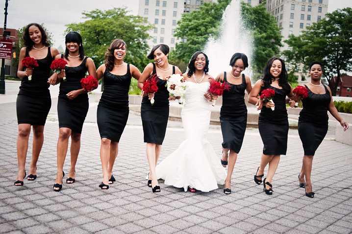 all-purpose bridesmaid dresses