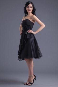 Buy discount black bridesmaid dresses UK online