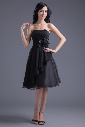 buy discount short black bridesmaid dresses 2015 UK online