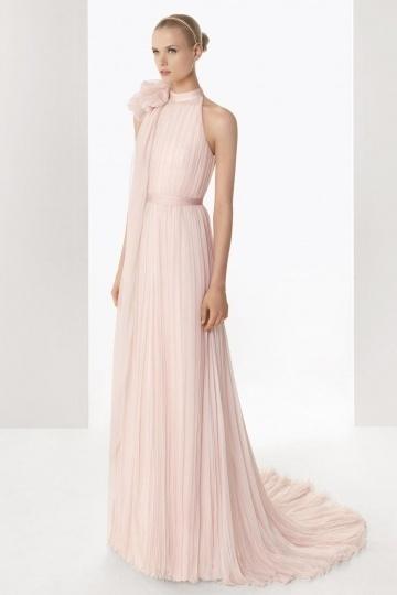 Buy affordable pink wedding dresses  2015 online