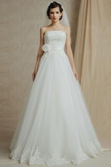 Buy discount strapless wedding dresses 2015 UK online