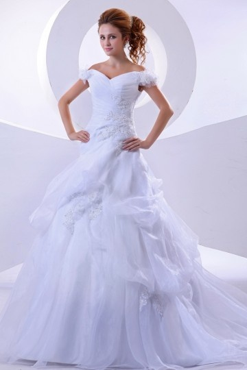 buy discount bridal gown with sleeves UK 2015
