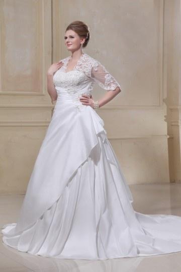 Buy cheap wedding dresses UK plus size online