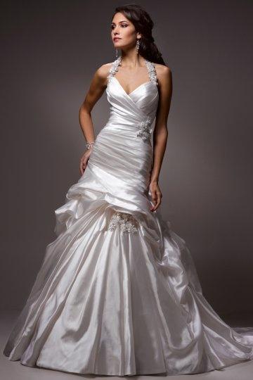 buy discount mermaid style wedding dresses UK online