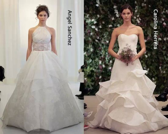 sexy wedding gown 2016