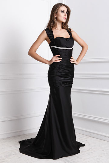 buy discount ruched evening dresses UK online