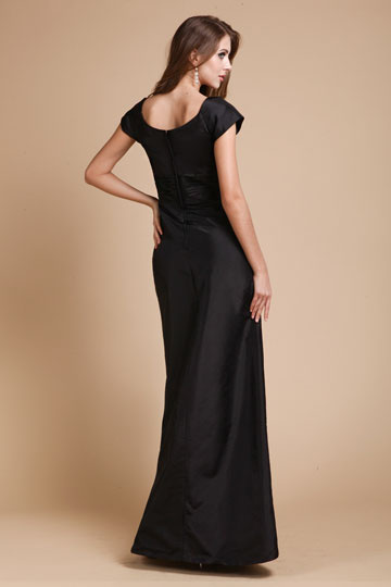 buy discount black bridesmaid gowns sale UK