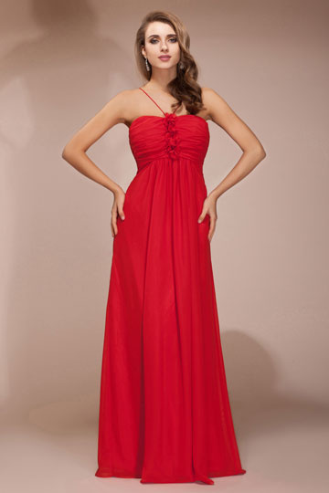 cheap spaghetti red evening gowns Persun