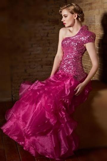 Buy discount red evening dresses Persun online