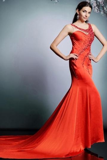 buy cheap mermaid evening dress online