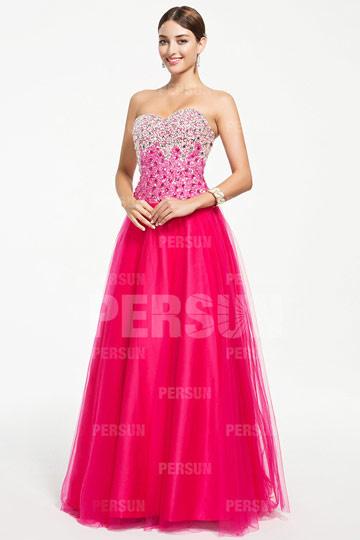 Buy discount beaded red evening dresses online