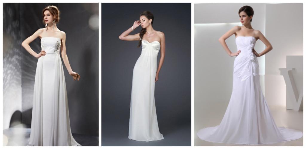 Buy discount strapless evening dresses Persun