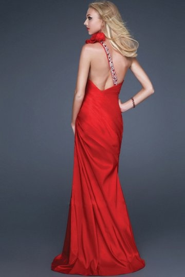 buy cheap backless evening dresses Persun online