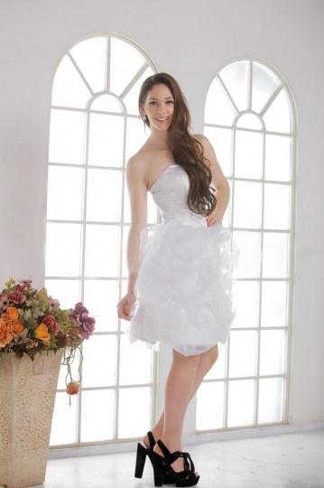 buy discount knee length evening gowns UK online