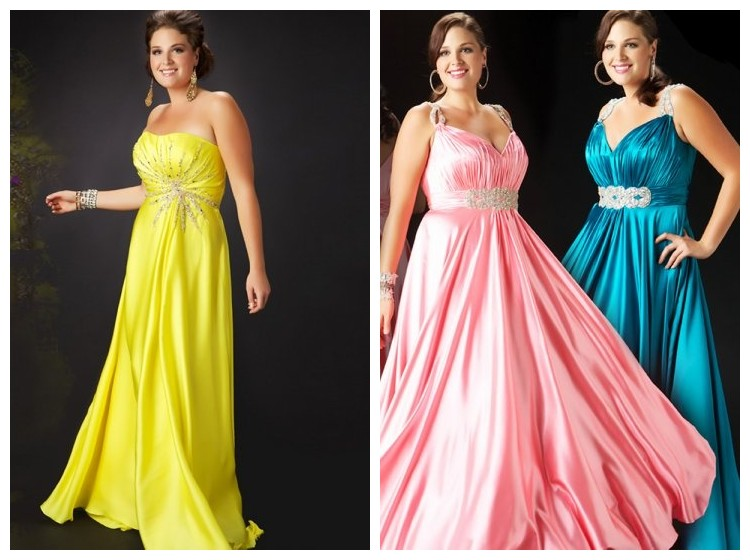Buy discount beaded plus size evening gowns UK online