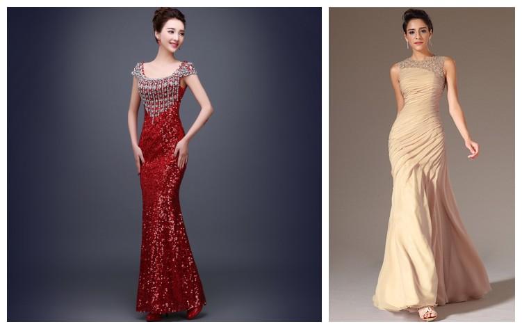 Buy cheap evening dresses online