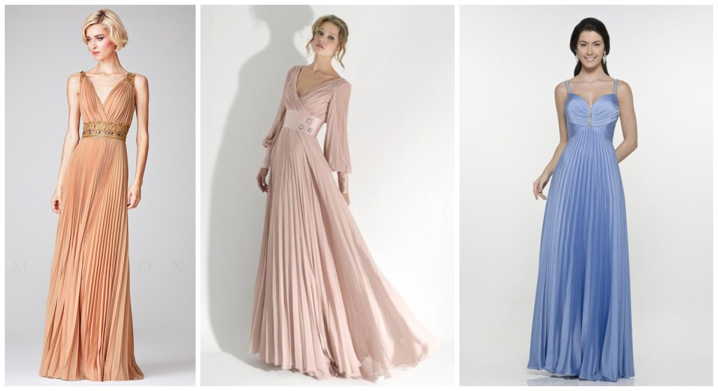 shop discount pleated evening gowns Persun