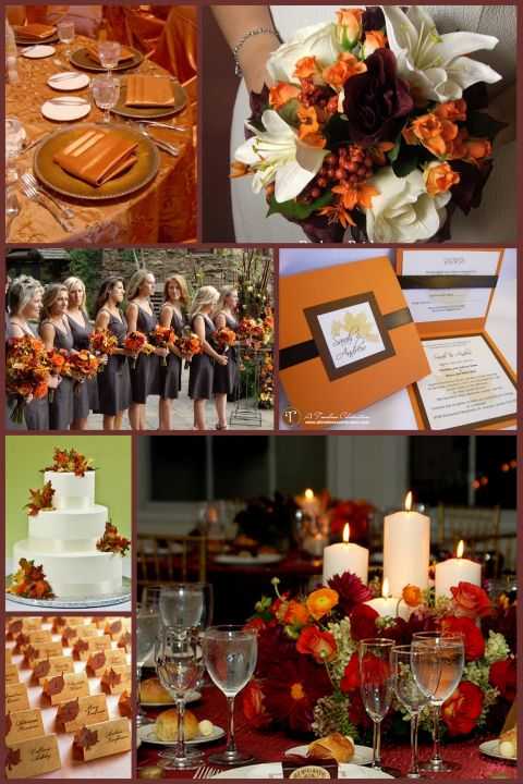 fall-Cognac-color-wedding