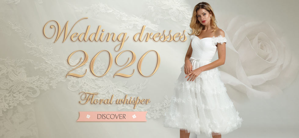 2020 Persun Wedding Dresses