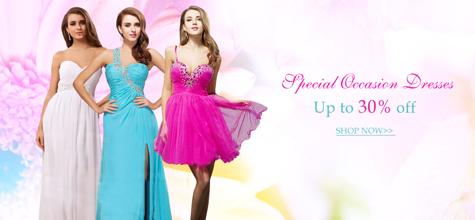 Special Occasion Dresses On Sales